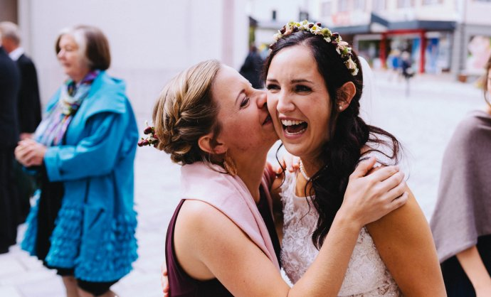 Weil i di moog Hochzeitsfotografie