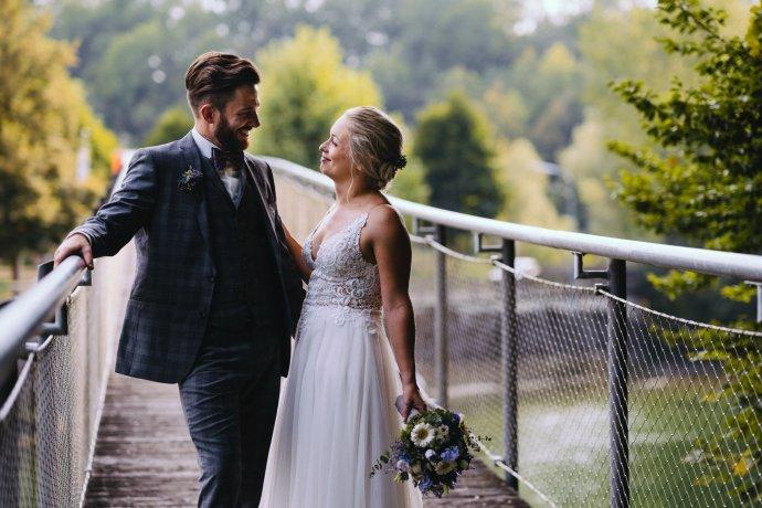 Hochzeitsfotografie im Alfa Steyrermühl