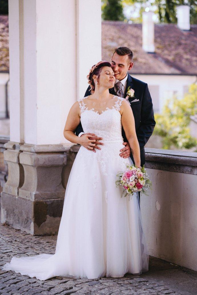 Hochzeitsfotos Schloss Lamberg
